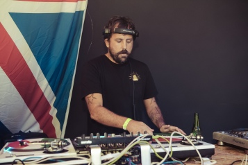 DJ Zeh Pretim (Foto: Camila Uchôa)